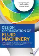 Design Optimization of Fluid Machinery