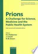 Prions Book