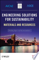 Engineering Solutions For Sustainability Book PDF