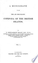 A Monograph of the Free and Semi-parasitic Copepoda of the British Islands