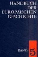 Handbuch der europäischen Geschichte