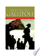Return to Gallipoli