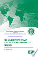 The Saudi Iranian Rivalry and the Future of Middle East Security Book