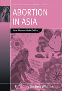 Abortion In Asia