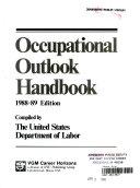 Occupational Outlook Handbook, 1988-1989