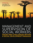 Management and Supervision of Social Workers