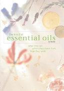 The A Z of Essential Oils