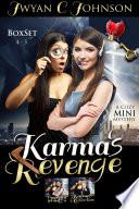 Karma s Revenge  A Cozy Mini Mystery Series  Box Set   Books 4 5 Book