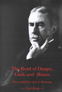 The Road of Danger, Guilt, and Shame ebook