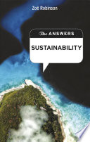 The Answers: Sustainability