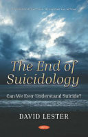 The End of Suicidology