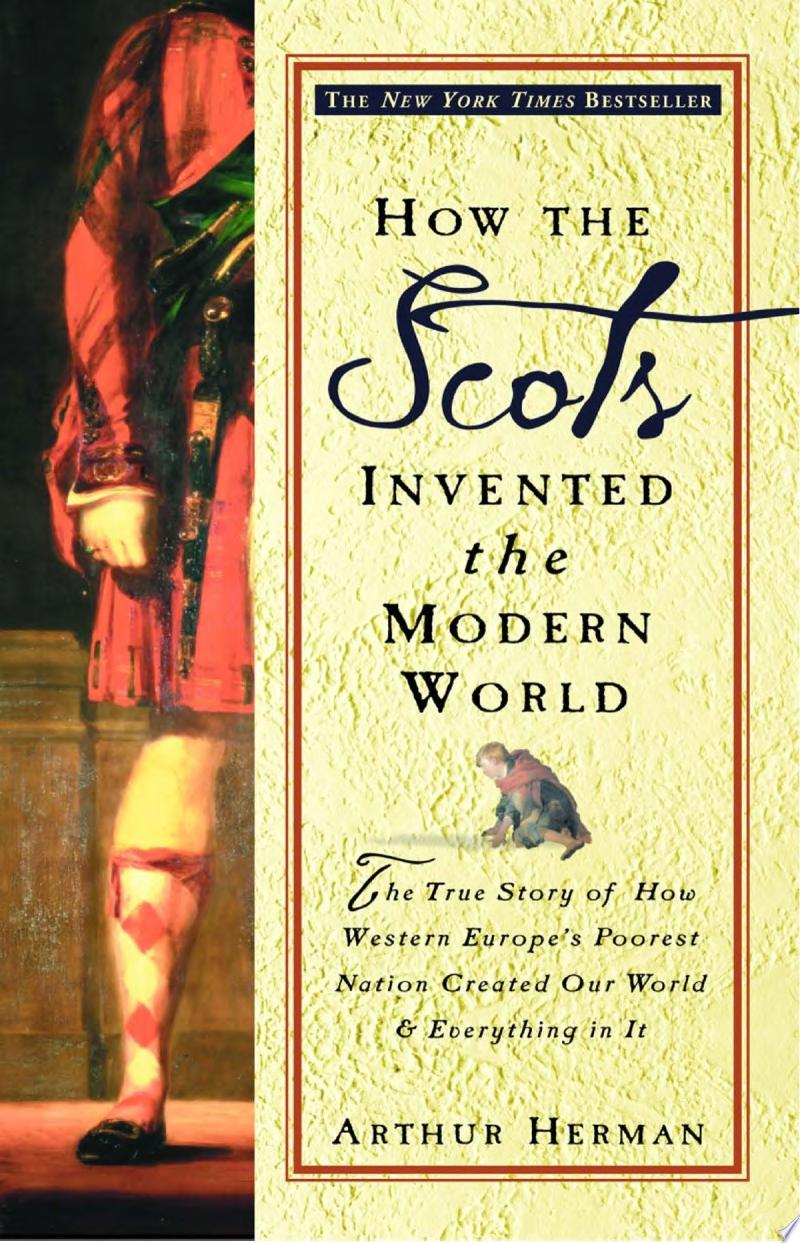 How the Scots Invented the Modern World banner backdrop