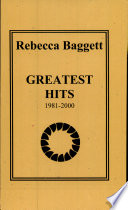Rebecca Baggett Greatest Hits Book