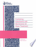 Combining Adsorbents with Membranes for Water Treatment Book