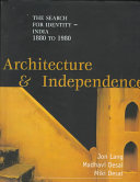 Architecture and Independence