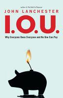 I.O.U. Book