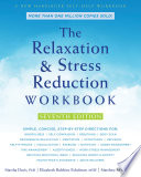 The Relaxation And Stress Reduction Workbook Book PDF