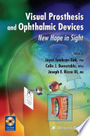 Visual Prosthesis and Ophthalmic Devices Book