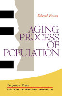 Aging Process of Population
