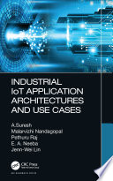 Industrial Iot Application Architectures And Use Cases Book PDF