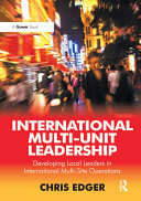 International Multi Unit Leadership