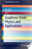 Graphene Oxide  Physics and Applications