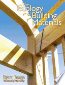Ecology Of Building Materials Book PDF