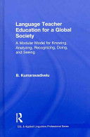Cover of Language Teacher Education for a Global Society