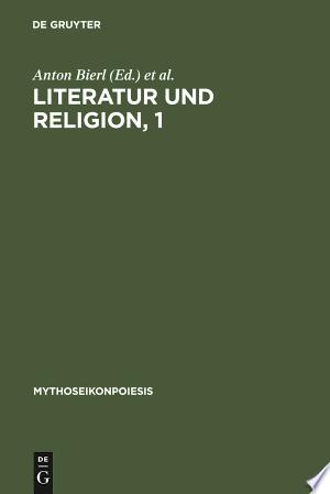 Download Literatur und Religion, 1 Free Books - EBOOK