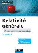 Pdf Relativité générale - 2e éd Telecharger