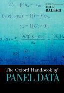 The Oxford Handbook of Panel Data