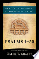 Psalms 1 50 Brazos Theological Commentary On The Bible