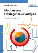 Mechanisms in Homogeneous Catalysis