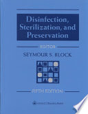 Disinfection  Sterilization  and Preservation Book