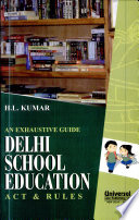 An Exhaustive Guide Delhi School Education Act Rule