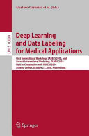 Deep Learning and Data Labeling for Medical Applications