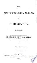 Northwestern Journal Of Homoeopathia Book PDF