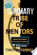 Summary Tribe of Mentors