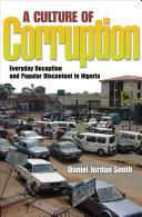 A Culture of Corruption
