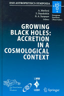 Growing Black Holes: Accretion in a Cosmological Context ebook