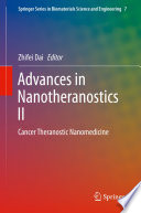 Advances In Nanotheranostics Ii Book PDF