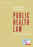 Public Health Law Book