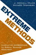 Extreme Methods