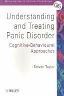 Understanding and Treating Panic Disorder