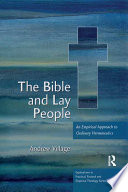 The Bible and Lay People