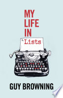 My Life in Lists Book PDF