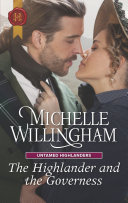 The Highlander and the Governess Book