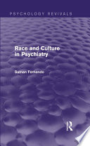 Race and Culture in Psychiatry  Psychology Revivals