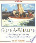 Gone A Whaling Book