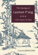The Sayings of Layman P ang